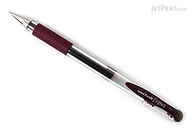 Uni-ball Signo UM-151 Gel Pen - 0.38 mm - Bordeaux Black - UNI UM151.60