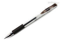 Uni-ball Signo UM-151 Gel Pen - 0.28 mm - Brown Black - UNI UM15128.22