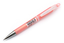 Zebra Espina Pearly Rubber Mechanical Pencil - 0.5 mm - Pink Grip - ZEBRA MA3-P