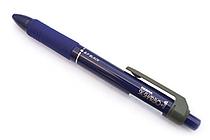 Zebra SK-Sharbo+1 2 Color 0.7 mm Ballpoint Multi Pen + 0.5 mm Pencil - Blue - ZEBRA SB5-BL