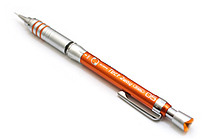 Zebra Tect 2way 1000 Drafting Pencil - 0.5 mm - Orange Body - ZEBRA MA41-OR