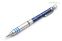 Zebra Tect 2way 1000 Drafting Pencil - 0.7 mm - Blue Body - ZEBRA MAB41-BL