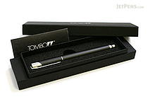 Tombow Zoom 101 Carbon Fiber Fountain Pen - Fine Nib - TOMBOW FP-CDZ14-F
