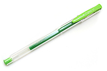 Uni-ball Signo UM-100 Gel Pen - 0.7 mm - Light Green - UNI UM100.5
