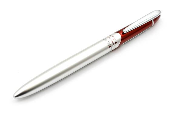 Ohto Orca Ceramic Rollerball Pen - 0.5 mm - Red Cap - OHTO CB-10RC RED