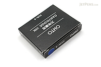 Ohto Blue Ink - 6 Cartridges - OHTO FCR-6 BLUE BLACK