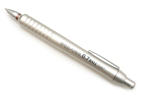 Platinum Pro-Use Ballpoint Pen - 0.7 mm - PLATINUM BSD-1500B