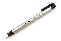 Tombow Mono Zero Eraser - 2.5 mm x 5 mm - Rectangle - Silver Body - TOMBOW EH-KUS04