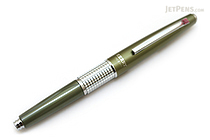 Pentel Sharp Kerry Mechanical Pencil - 0.5 mm - Olive Green Body - PENTEL P1035-KD