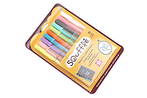 Sakura Souffle Gel Pen - 10 Color Set - SAKURA 58350