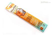 Sakura Souffle Gel Pen - Orange - Pack of 2 - SAKURA 58463