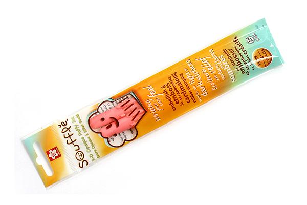 Sakura Souffle Gel Pen - Pink - Pack of 2 - SAKURA 58465