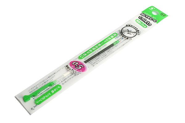Pilot Hi-Tec-C Coleto Gel Multi Pen Refill - 0.5 mm - Apple Green - PILOT LHKRF-10C5-AG