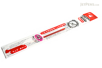 Pilot Hi-Tec-C Coleto Gel Multi Pen Refill - 0.5 mm - Red - PILOT LHKRF-10C5-R