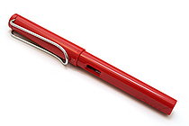 Lamy Safari Fountain Pen - Red - Extra Fine Nib - LAMY L16EF