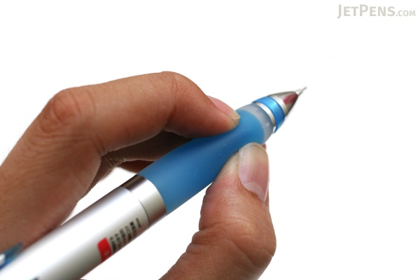 Uni Alpha Gel HD Pencil - 0.5 mm - Royal Blue Grip - UNI M5-608GG1P .40