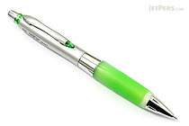Uni Alpha Gel Shaka Shaker Mechanical Pencil - 0.5 mm - Lime Green Grip - UNI M5617GG1P.5
