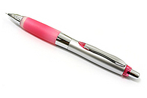 Uni Alpha Gel Shaka Shaker Mechanical Pencil - 0.5 mm - Rose Pink Grip - UNI M5617GG1P.66