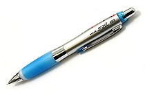 Uni Alpha Gel Shaka Shaker Mechanical Pencil - 0.5 mm - Royal Blue Grip - UNI M5617GG1P.40