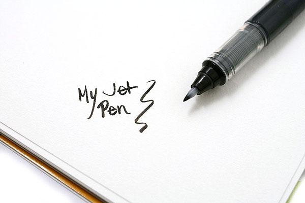 Uni Pocket Brush Pen - Fine - UNI PFK304.24