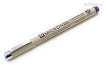 Sakura Pigma Micron Pen - Size 005 - 0.2 mm - Purple - SAKURA XSDK005-24