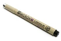 Sakura Pigma Micron Pen - Size 03 - 0.35 mm - Black - SAKURA XSDK03-49