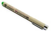 Sakura Pigma Micron Pen - Size 05 - 0.45 mm - Fresh Green - SAKURA XSDK05-32