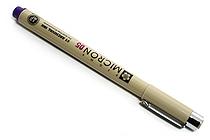 Sakura Pigma Micron Pen - Size 05 - 0.45 mm - Purple - SAKURA XSDK05-24
