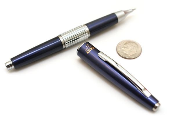 Pentel Sharp Kerry Mechanical Pencil - 0.7 mm - Blue Body - PENTEL P1037C