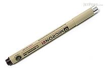 Sakura Pigma Micron Pen - Size 01 - 0.25 mm - Sepia - SAKURA XSDK01-117