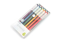 Pilot Choose Gel Ink Pen - 0.7 mm - 12 Color Set - PILOT LCH-130F-12C