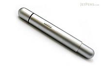 Lamy Pico Pocket Ballpoint Pen - 0.7 mm Medium Point - Pearl Chrome - LAMY L287