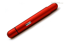 Lamy Pico Pocket Ballpoint Pen - 0.7 mm Medium Point - Red - LAMY L288RD