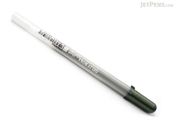 Sakura Gelly Roll Gold Shadow Gel Pen - 1.0 mm - Black - SAKURA 38757