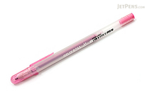 Sakura Gelly Roll Silver Shadow Gel Pen - 1.0 mm - Pink - SAKURA 38540