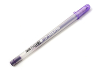 Sakura Gelly Roll Silver Shadow Gel Pen - 0.7 mm - Purple - SAKURA 38541