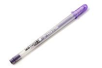 Sakura Gelly Roll Silver Shadow Gel Pen - 1.0 mm - Purple - SAKURA 38541