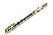 Dong-A Miffy Scented Gel Ink Pen - 0.5 mm - Green Black - DONGA MIFFY 49