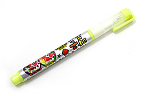 Dong-A Popcorn Puffy Paint Special Liquid Ink Pen - Yellow - DONGA POPCORN YELLOW