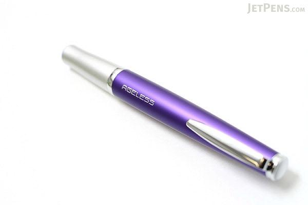 Pilot Ageless Future Ballpoint Pen - 1.0 mm - Purple Body - PILOT 61004