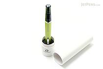 Pilot Ageless Present Ballpoint Pen - 1.0 mm - Lime Body - PILOT AGPBPBLUMLIME