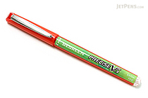 Pilot BeGreen Precise V5 Liquid Ink Rollerball Pen - 0.5 mm - Red - PILOT PZ5B-RED
