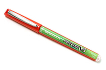 Pilot BeGreen Precise V5 Liquid Ink Rollerball Pen - 0.5 mm - Red - PILOT 26302
