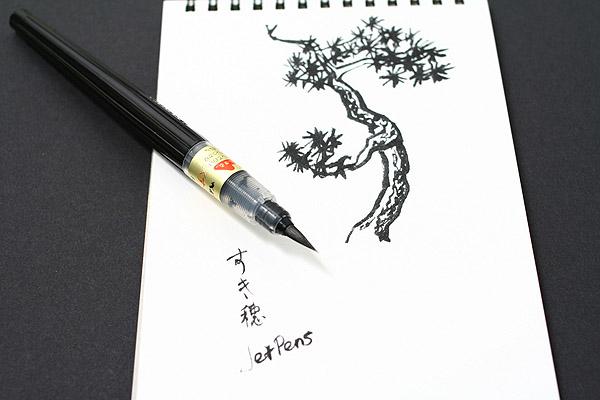 Pentel Standard Brush Pen - Suki Tip - PENTEL XFL2V