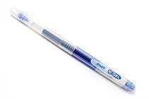 Pilot e-Gel Erasable Gel Ink Pen - 0.7 mm - Blue - PILOT LH-12E7-L