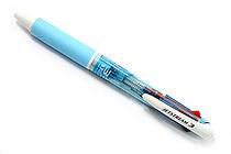 Uni Jetstream 3 Color Ballpoint Multi Pen - 0.7 mm - Light Blue Body - UNI SXE340007.8