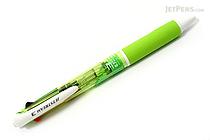 Uni Jetstream 3 Color Ballpoint Multi Pen - 0.7 mm - Green Body - UNI SXE340007.6