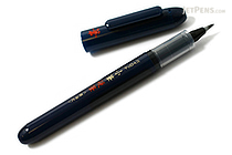 Pilot Pocket Brush Pen - Hard - PILOT P-SV-30KK-B