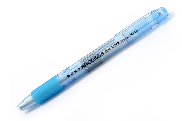 Tombow Mono Knock 3.8 Eraser - Blue Body - TOMBOW EH-KE40