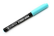 Kuretake Dry Erase Liquid Post Chalk Marker Pen - Blue - KURETAKE CH-990-030